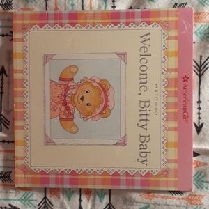 AMERICAN GIRL BOOK WELCOME BITTY BABY